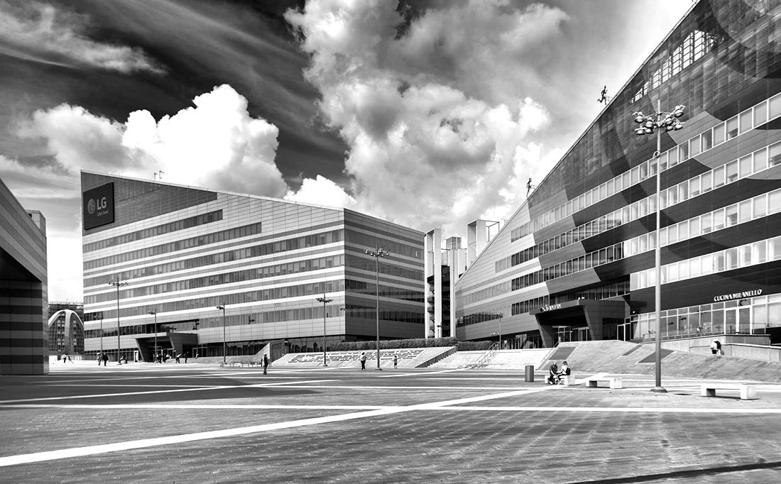 Sajni e Zambetti s.r.l. | Progetto Portello - Complesso Direzionale - Milano