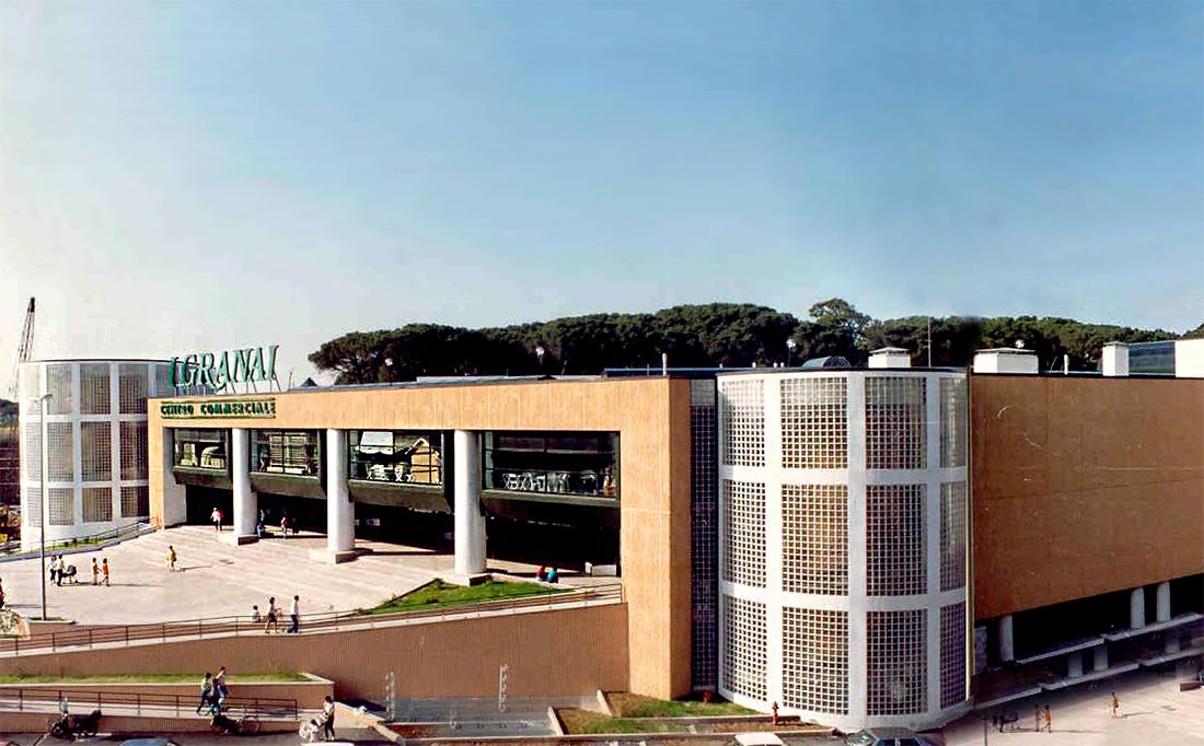 Sajni e Zambetti s.r.l. | Centro Commerciale I Granai di Nerva - Roma