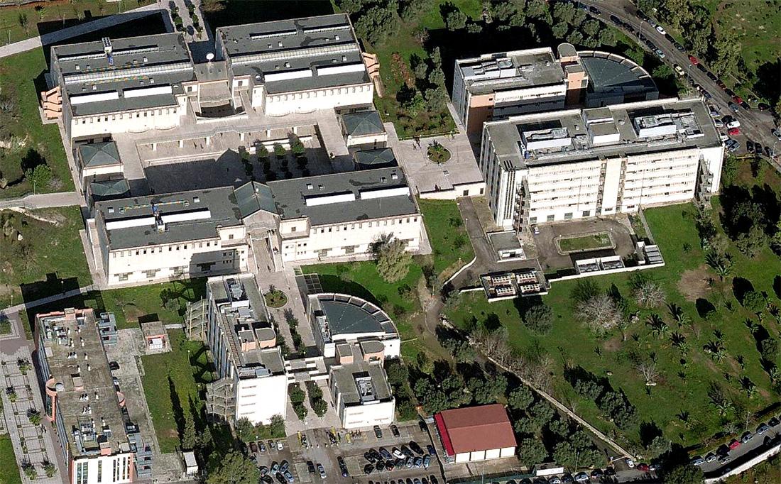Sajni e Zambetti s.r.l. | Campus Universitario Ecotekne - Lecce
