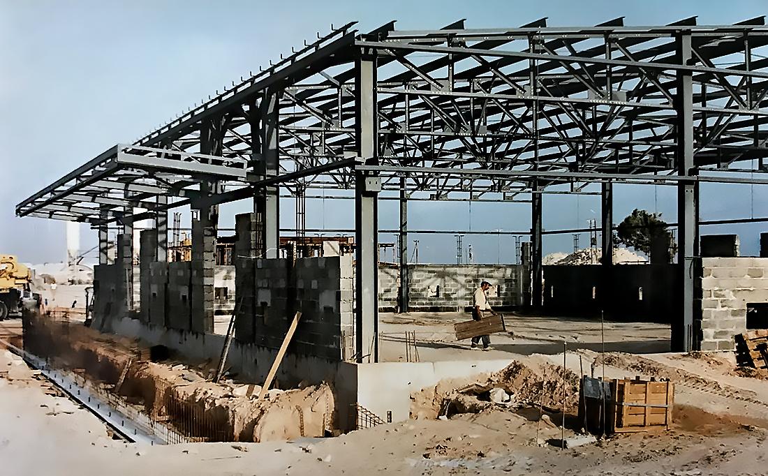 Sajni e Zambetti s.r.l. | Panifici Industriali a Tripoli, Sebha, Bengasi - Libia