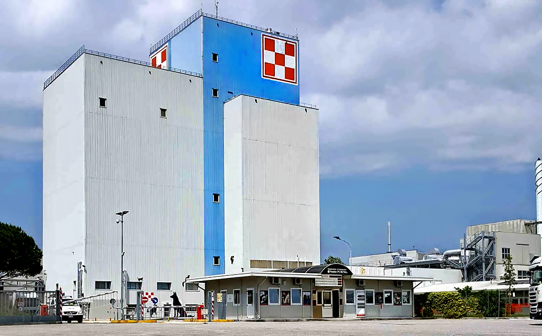 Sajni e Zambetti s.r.l. | Mangimificio di Portogruaro - Portogruaro (VE)