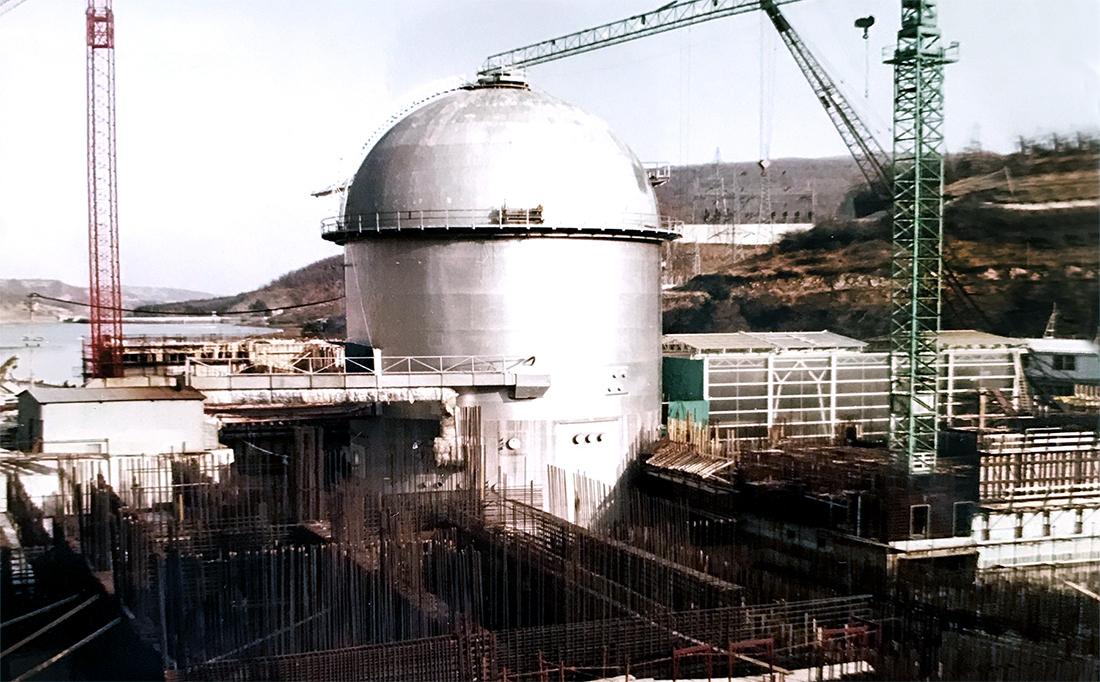 Sajni e Zambetti s.r.l. | Centrale Nucleare del Brasimone - Lago del Brasimone (BO)