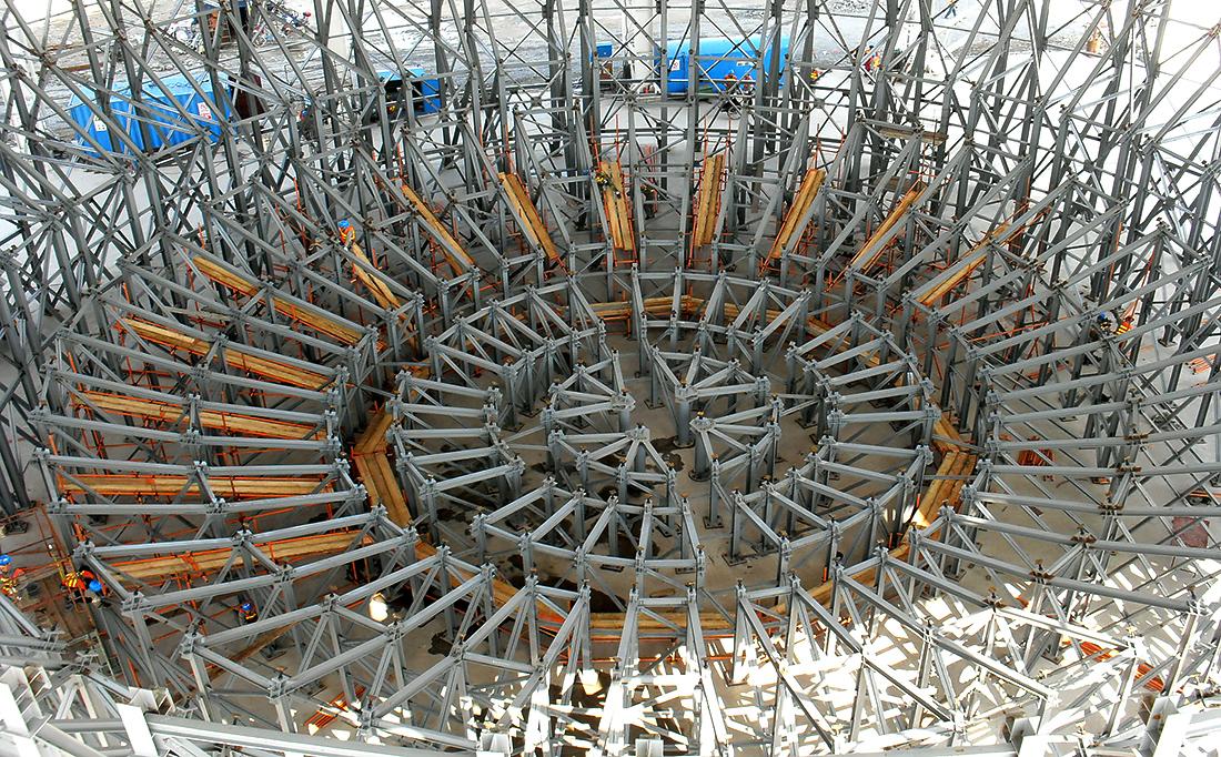 Sajni e Zambetti s.r.l. | Centrale Nucleare di Sanmen - Sanmen (Cina)