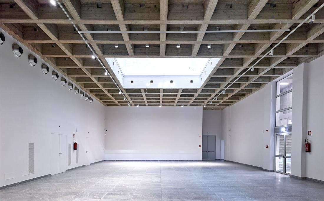 Sajni e Zambetti s.r.l. | Ristrutturazione e Ampliamento di Palazzo Citterio - Milano