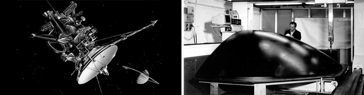 Sajni e Zambetti s.r.l. | Ucar - NASA Sonda Cassini
